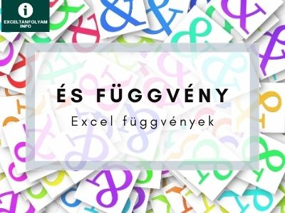 Excel ÉS függvény